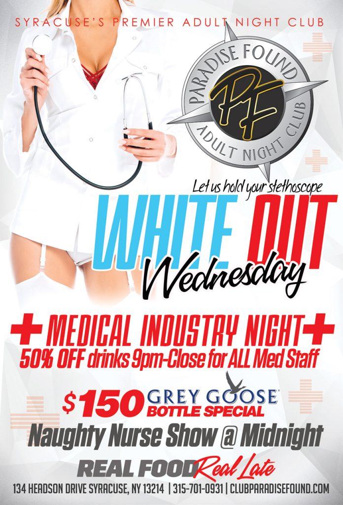 Medical Industry Night Syracuse NY - Paradise Found
